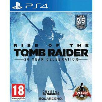 Rise of the Tomb Raider: 20 Year Celebration VR PS4