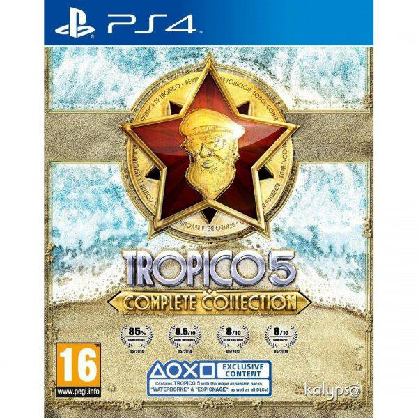 Tropico 5: Complete Collection PS4