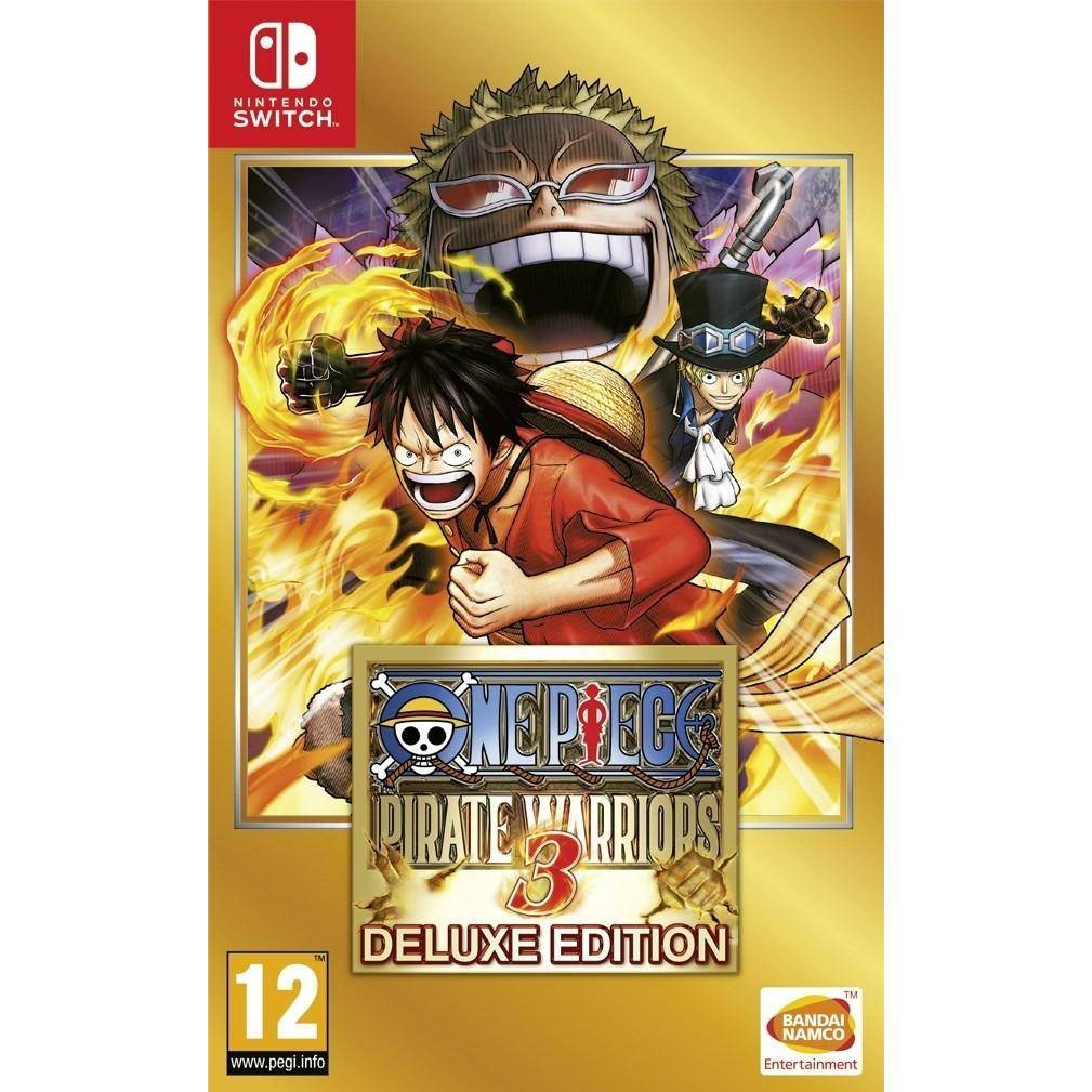 One Piece: Pirate Warriors 3 - Deluxe Edition Nintendo Switch